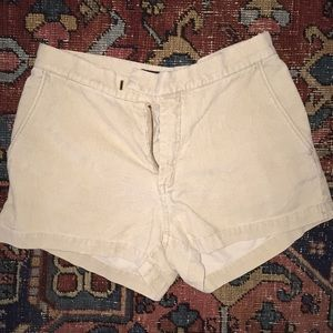 Abercrombie and Fitch corduroy shorts
